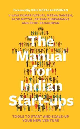 The Manual for Indian Start-Ups (Paperback)