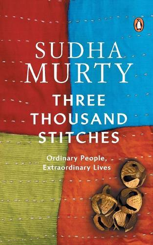 Three Thousand Stitches (Paperback)