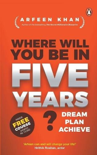Where Will You Be in Five Years? (Paperback)