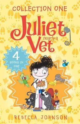 Juliet, Nearly a Vet collection 1 (Paperback)