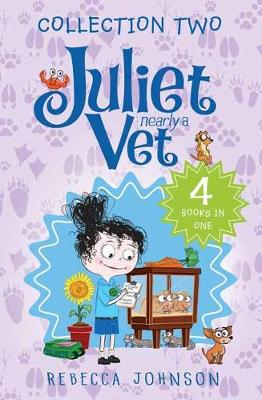 Juliet, Nearly a Vet collection 2 (Paperback)