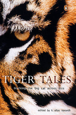 Tiger Tales: Tracking the Big Cat Across Asia (Paperback)