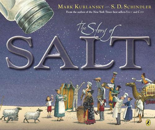 The Story of Salt (Paperback)