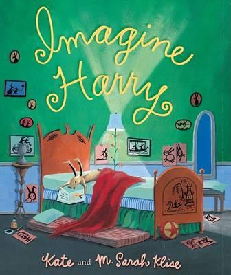 Imagine Harry (Hardback)