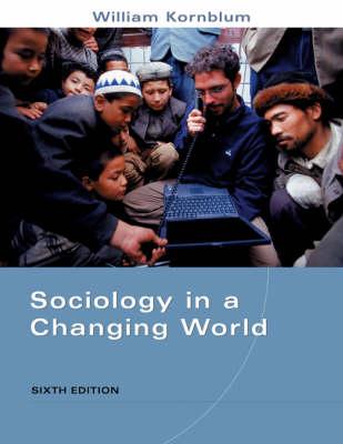 Sociology in a Changing World (Hardback)