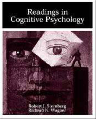 Readings in Cognitive Psychology (Paperback)