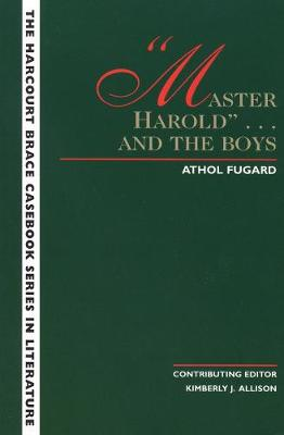 master harold and the boys 2 essay Master haroldand the boys this essay master haroldand the boys and other 64,000+ term papers, college essay examples and free essays are available now on reviewessayscom autor: review • february 26, 2011 • essay • 741 words (3 pages) • 815 views.