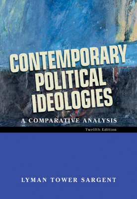 Contemporary Political Ideologies: A Comparative Analysis (Paperback)