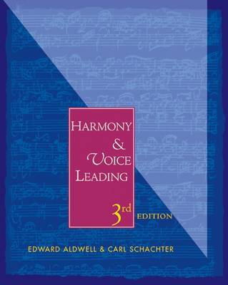 Harmony and Voice Leading (Hardback)