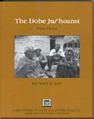 The Dobe Ju/'Hoansi (Paperback)