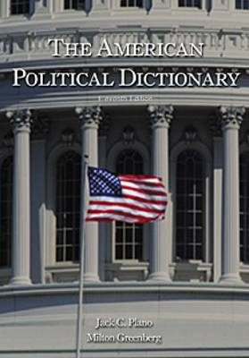 American Political Dictionary (Paperback)