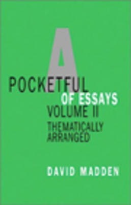 A Pocketful of Essays: Thematically Arranged Vol 2 (Paperback)