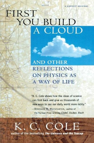 First You Build a Cloud: and Other Reflections on Physics as a Way of Life (Paperback)