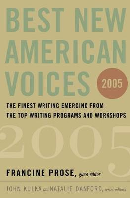 Best New American Voices 2005 (Paperback)