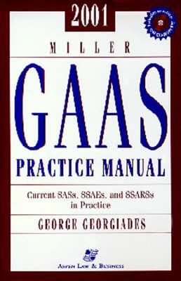 2001 Miller Gaas Practice Manual (Paperback)