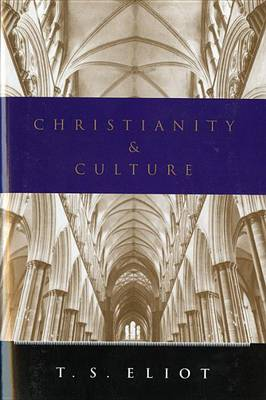 Christianity and Culture (Paperback)