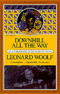Downhill All the Way: An Autobiography of the Years 1919-1939 (Paperback)
