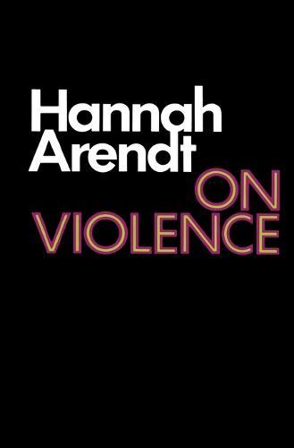 On Violence (Paperback)