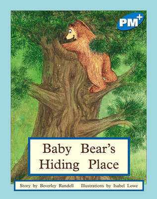Baby Bear's Hiding Place (Paperback)