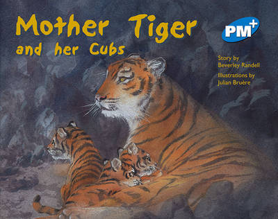 Mother Tiger and her Cubs (Paperback)