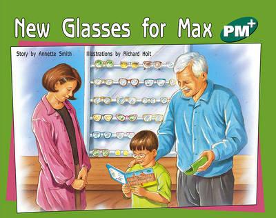 New Glasses for Max (Paperback)