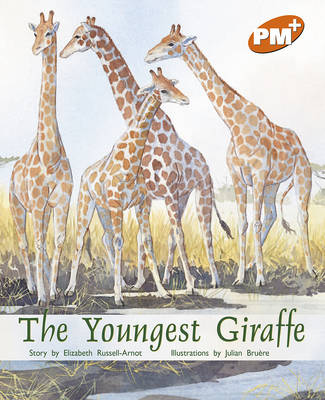 The Youngest Giraffe (Paperback)