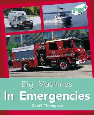 Big Machines In Emergencies (Paperback)
