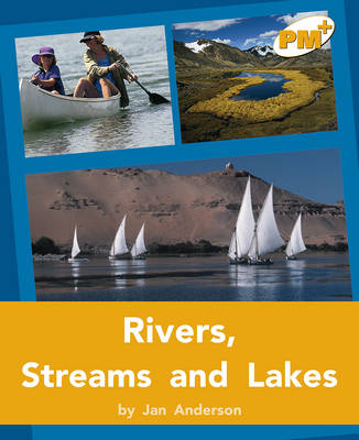 Rivers, Streams and Lakes (Paperback)