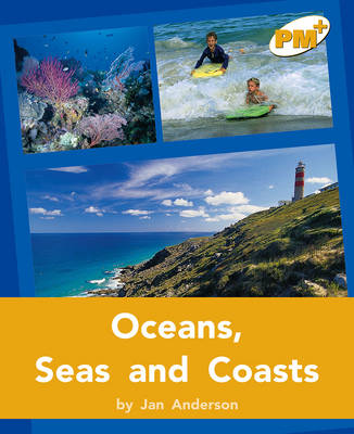 Oceans, Seas and Coasts (Paperback)