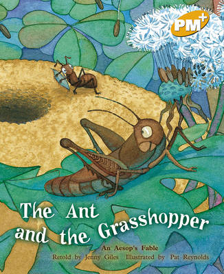 The Ant and the Grasshopper (Paperback)