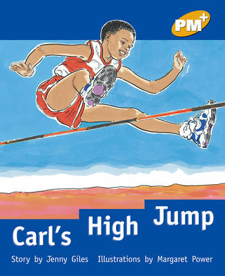 Carl's High Jump (Paperback)