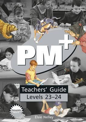 PM Plus Silver Level 23-24 Teachers' Guide (Paperback)