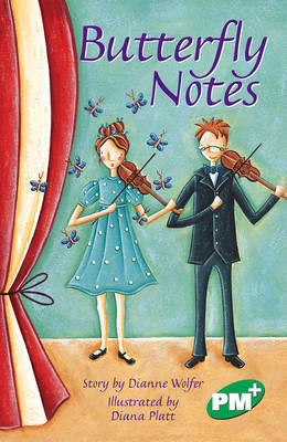 Butterfly Notes (Paperback)