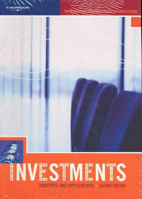 Investments: Concepts and Applications in Australia (Paperback)