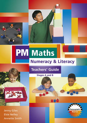 PM Maths Numeracy and Literacy Set A&B Teachers' Guide (Paperback)