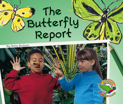 The Butterfly Report (Paperback)