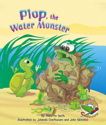 Plop, the Water Monster (Paperback)