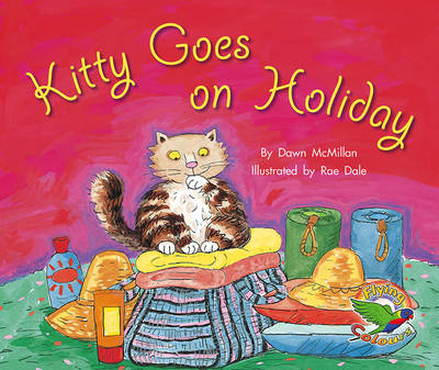 Kitty Goes on Holiday (Paperback)