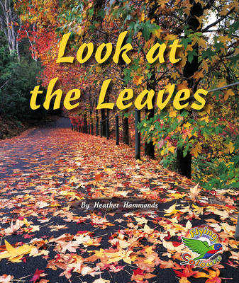 Look at the Leaves (Paperback)