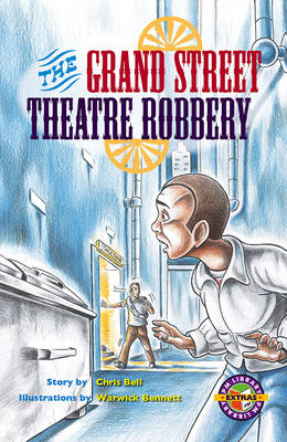 Grand Street Theatre Robbery (Paperback)