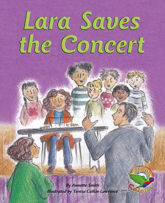 Lara Saves the Concert (Paperback)