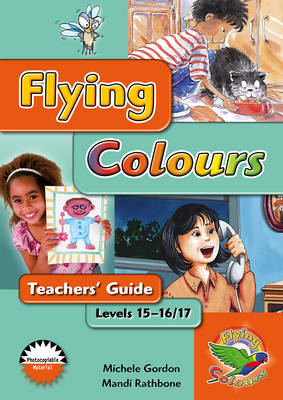 Flying Colours Purple Level 19-20/21 Teachers' Guide (Paperback)