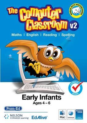 Computer Classroom Early Infants - Computer Classroom (CD-ROM)