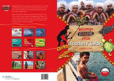 Message Stick Sets A&B Teachers' Guide (Paperback)