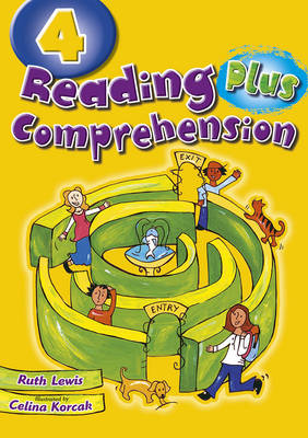 Reading Plus Comprehension: Book 4 (Paperback)