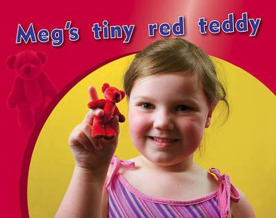 Meg's tiny red teddy (Paperback)