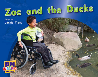 Zac and the Ducks (Paperback)
