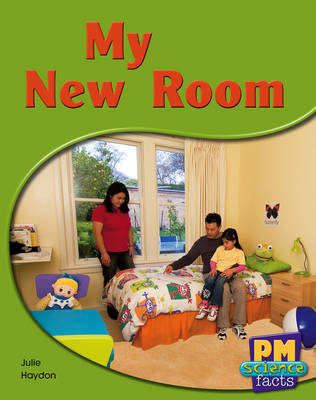 My New Room (Paperback)