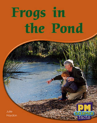 Frogs in the Pond (Paperback)