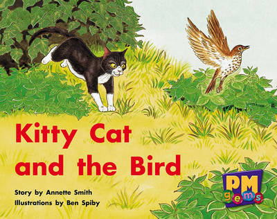 Kitty Cat and the Bird (Paperback)